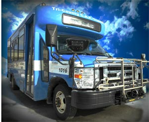 Blue Loon Bus